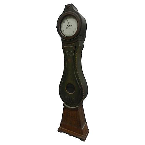 19th-C. Swedish Clock