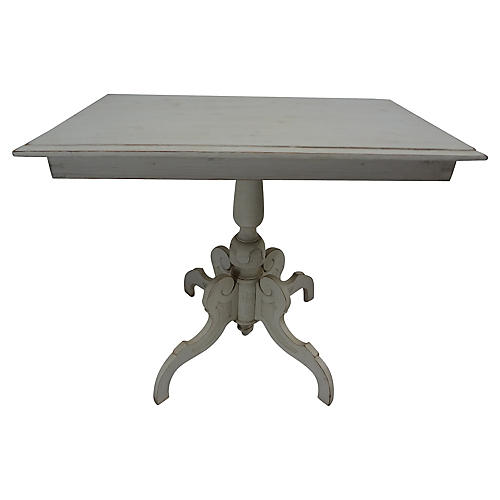 Swedish Pedestal Table
