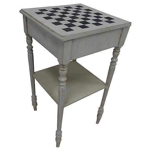 Swedish Game Table