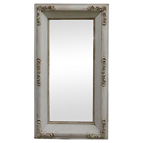 Swedish White Mirror