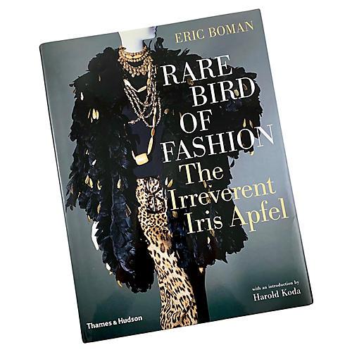 Iris Apfel Rare Bird of Fashion Book