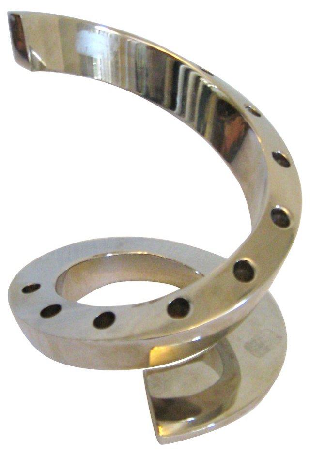 Dansk Spiral Candleholder