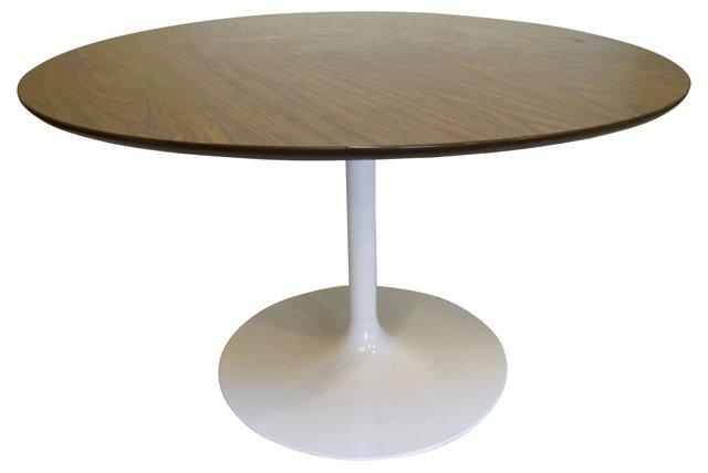 Tulip-Style Pedestal Table