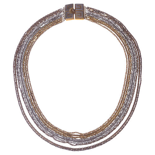 Givenchy Two-Tone Necklace
