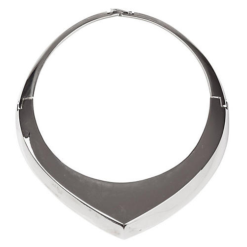 Givenchy Runway Geometric Necklace