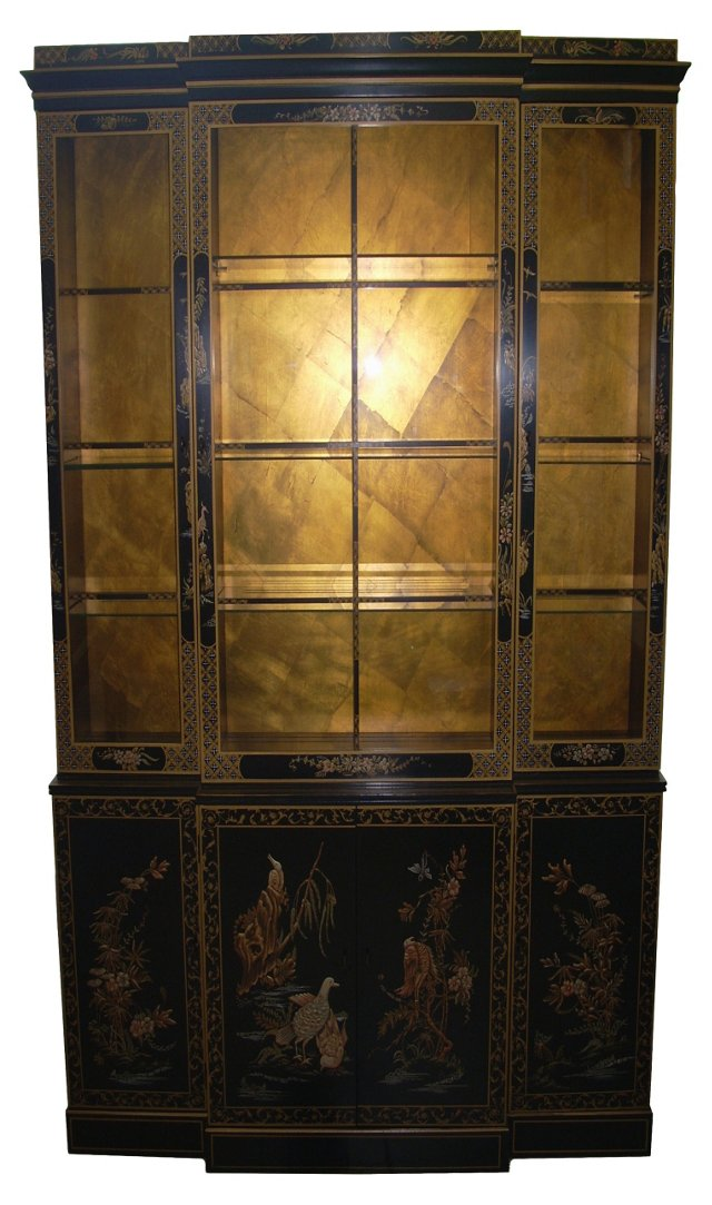 Drexel Heritage Asian-Style Cabinet
