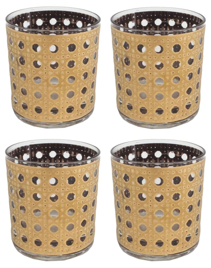 Cocktail Glasses, S/4