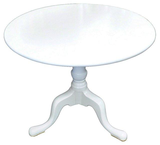 Queen Anne Tilt-Top Table