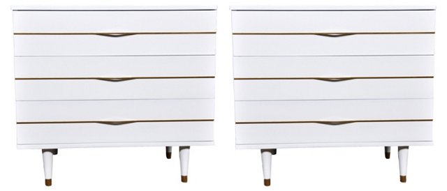 Link Taylor Dressers, Pair