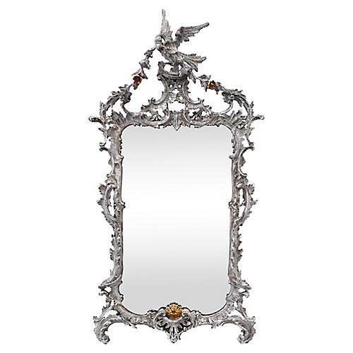 La Barge Bird Mirror