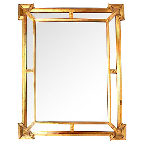 Carver's Guild Neoclassical Mirror