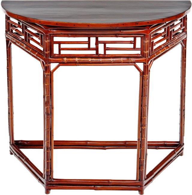 Bamboo Demilune