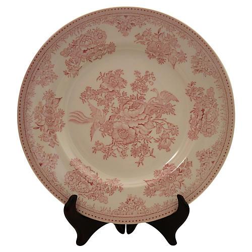 Burleigh Asiatic Pheasants Plate