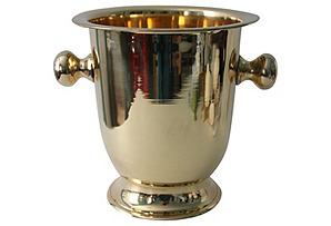 Brass Champagne Bucket*