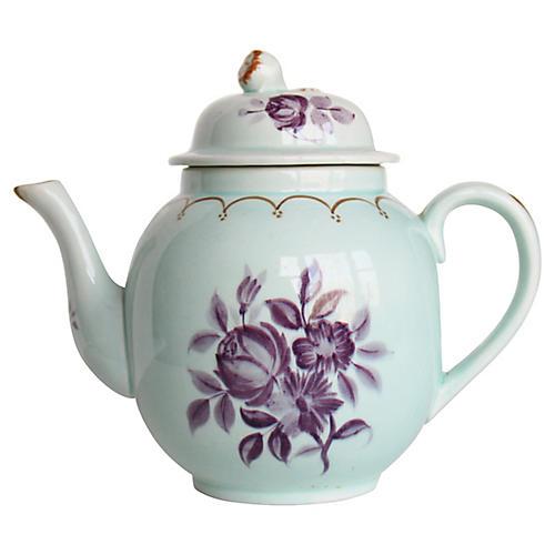 Adams Calyx Ware Teapot