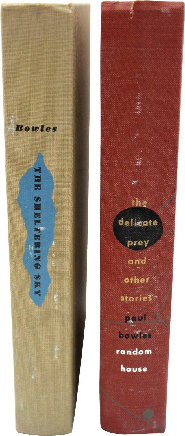 Paul Bowles Books, Pair