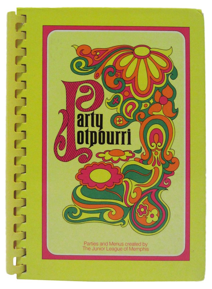 Party Potpourri Cookbook