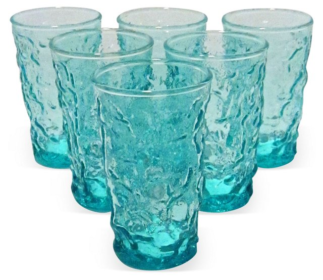 Juice Glasses, S/6