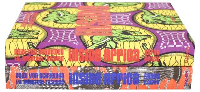Inside Africa, 2 Vols