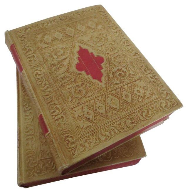 Webster's Dictionaries, 2 Vols