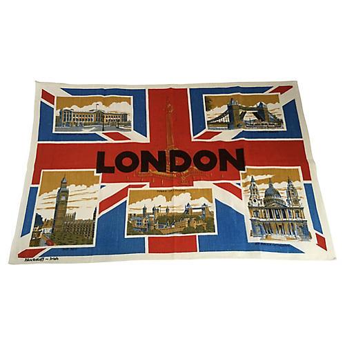 London Tea Towel