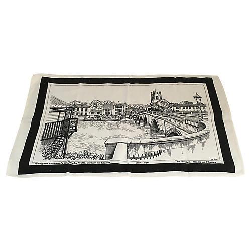 Henley Villa Irish Tea Towel