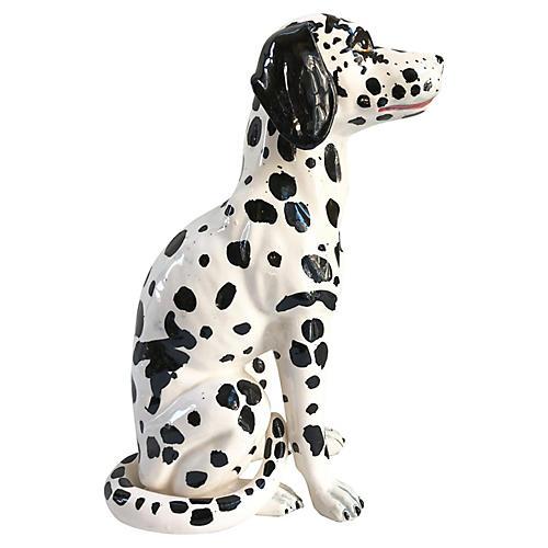 Italian Dalmatian Figurine
