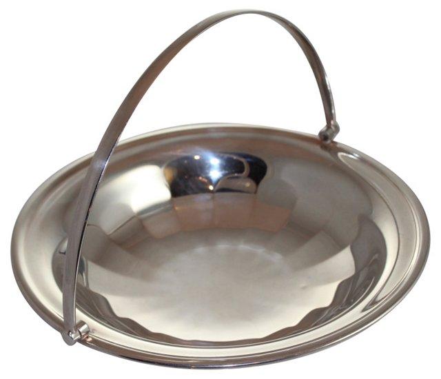 Paneled Basket