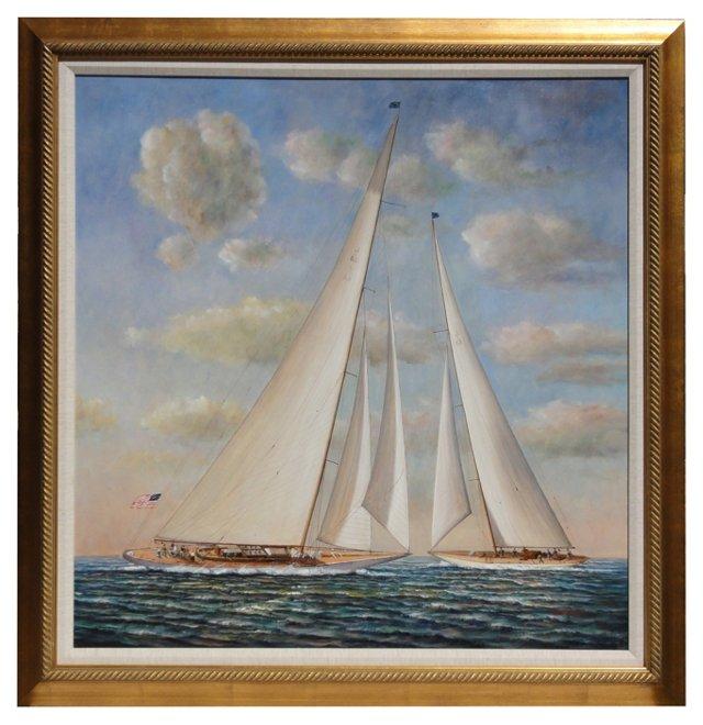 Crossing Paths by D. Tayler