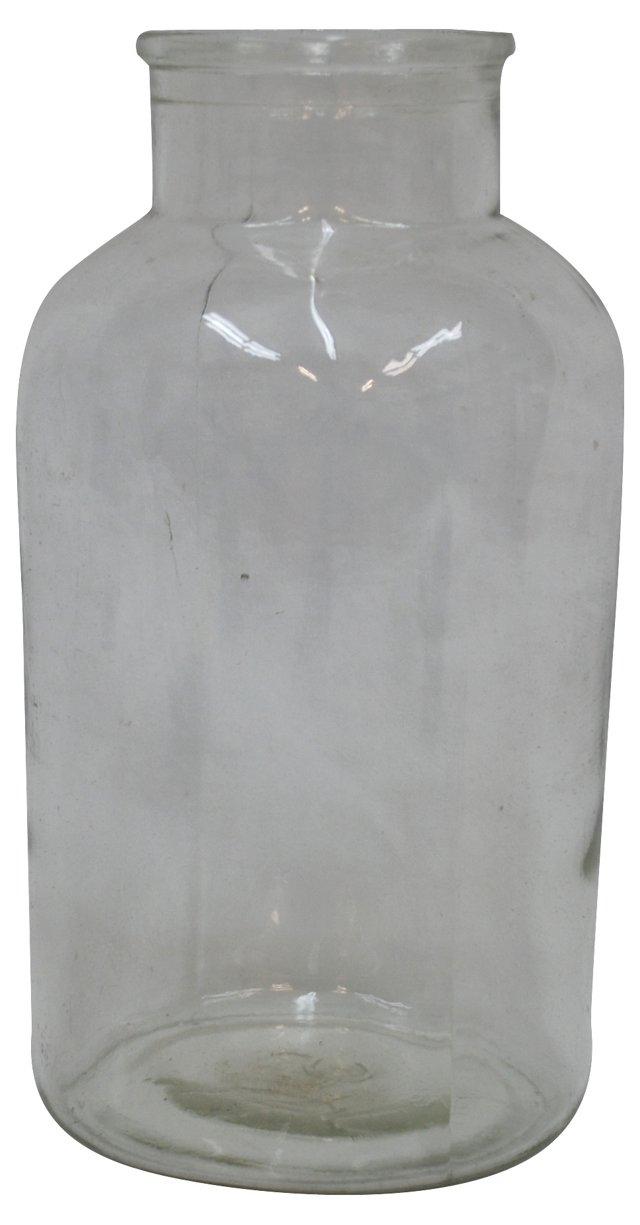 Clear   Preserve   Jar