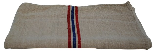 Striped Grain     Sack