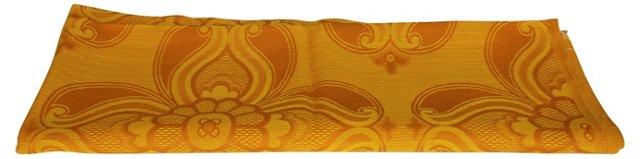 Gold Scandinavian Fabric, 1.97 Yds