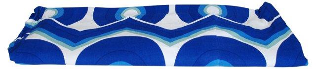"Zigzag Scandinavian Fabric, 92"" x 120"""