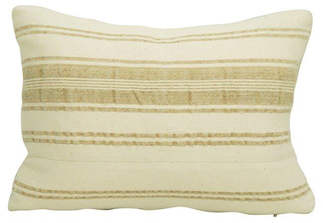Cotton/Linen Boudoir Pillow