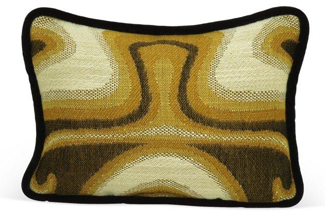 Gold & Cream Scandinavian    Pillow