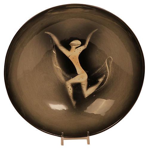 Midcentury Sascha Brastoff Bowl
