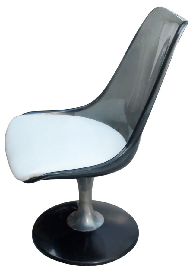 1960s   Tulip-Style Chair