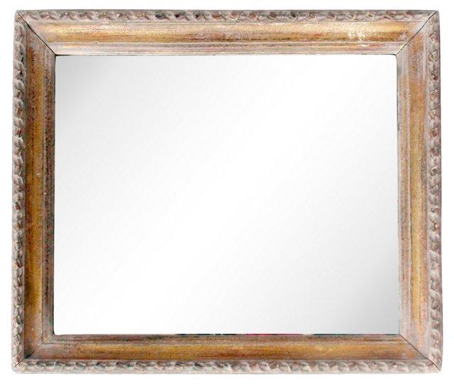 Gold Florentine  Mirror