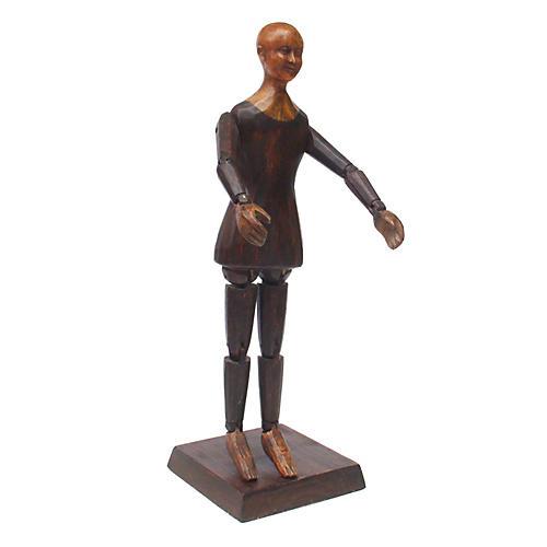 19th Century Artist's Mannequin