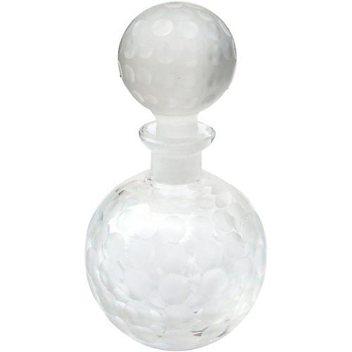 Crystal Bubble Perfume Bottle