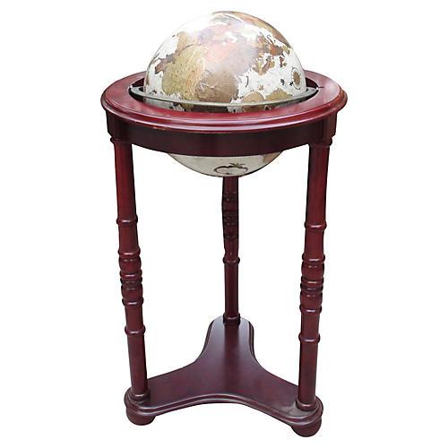 Repogle Westminster Cherry Floor Globe