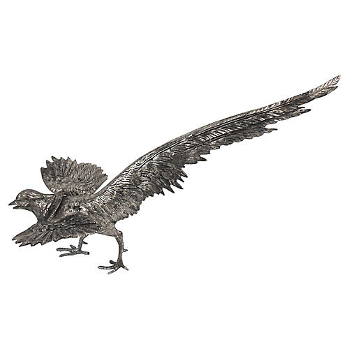 Long-Tailed Pheasant Table Ornament