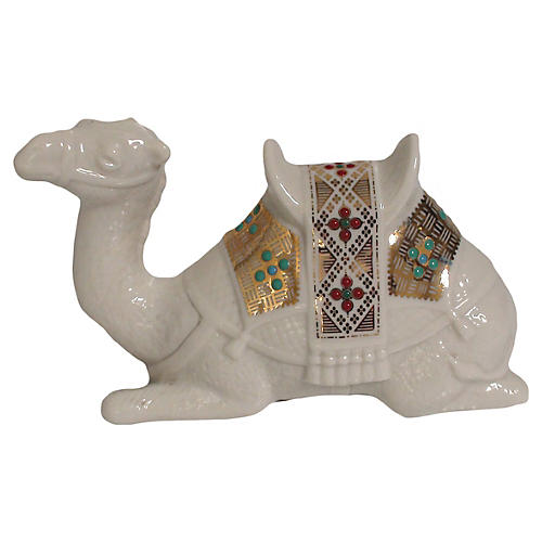 Lenox Crown Jewels Seated Camel