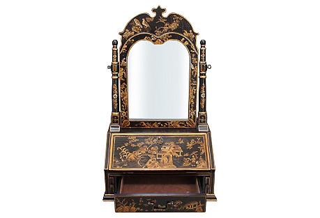 Chinoiserie Dressing Mirror