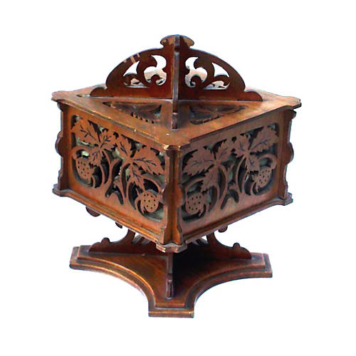 Black Forest Openwork Box