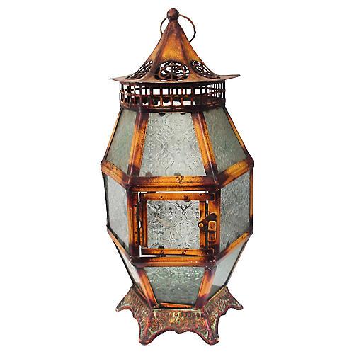 Japanese-Style Candle Lantern