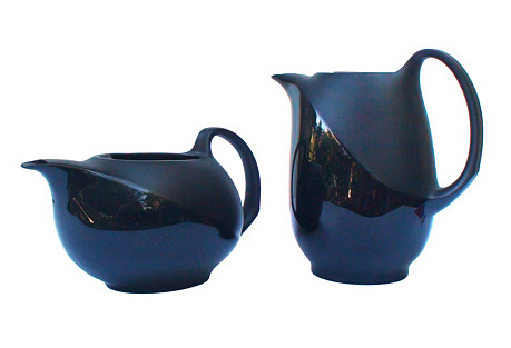 Wedgwood Tea & Coffee Set, 2 Pcs