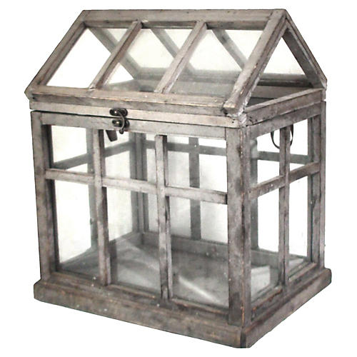 English Victorian Terrarium