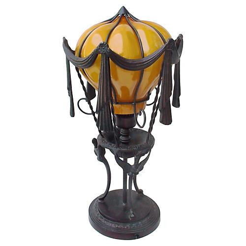 Murano Balloon Lamp