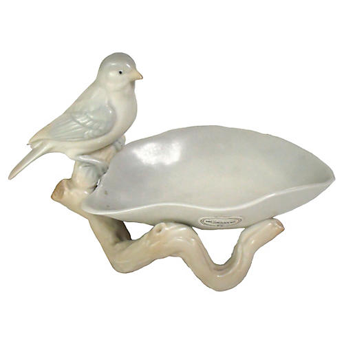 Fitz & Floyd Sparrow Compote